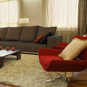 red-accent-chair-living-room